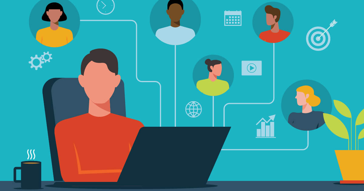 Virtual team building: How to create a cohesive remote team